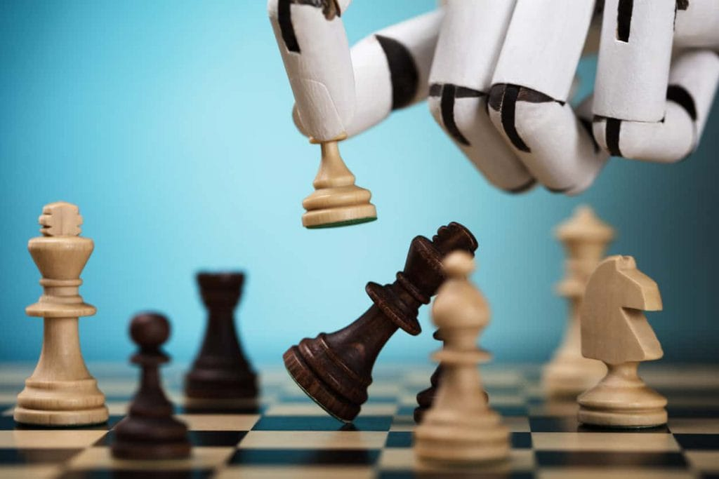 artificial intelligence playing chess